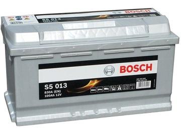 Akumulator Bosch S5 12V 100Ah 830A