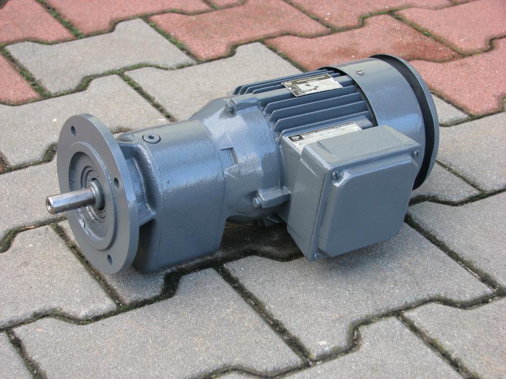 Golier Gearmotor 0.37KW. 80br./min. ABM!