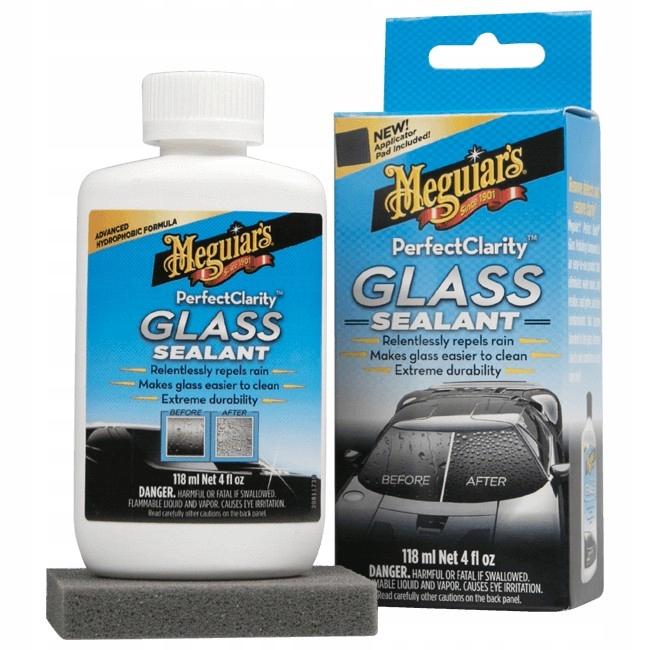 Meguiars Glass Sealant - Невидимый стеклоочиститель