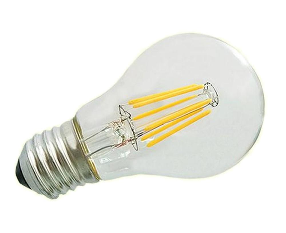 LED žiarovka E27 6W=60W A60 Retro Vintage Tepla