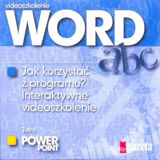 Купить WORD ABC - Интерактивные videoszkolenie. PC CD-ROM. на Otpravka - цены и фото - доставка из Польши и стран Европы в Украину.