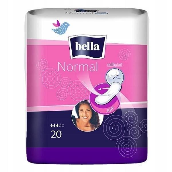 Podpaski higieniczne Bella Normal 20szt.