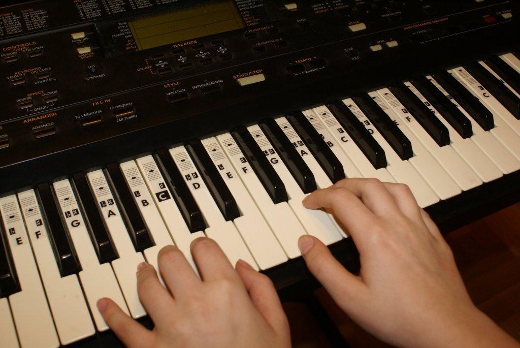 Štítky Poznámky Zvuky Uľahčenie vedy (klávesnica)