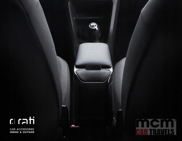 Picture of SEAT LEON III 2013- ARMREST STEEL ARMSTER 2