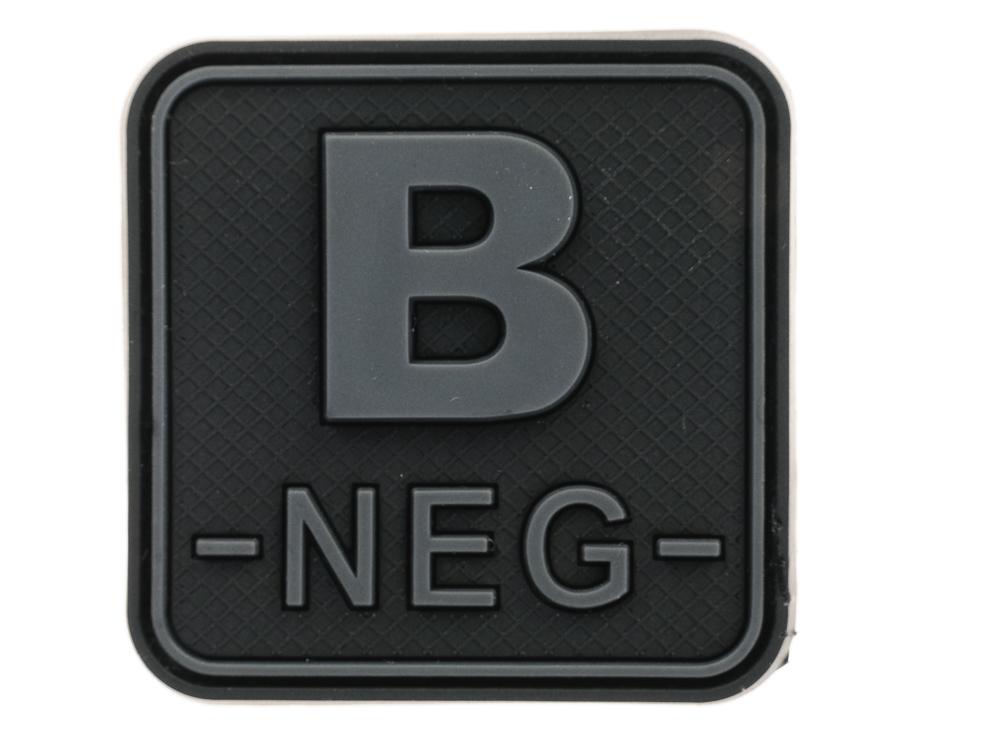 Náhrdelník Blood Group JTG Black OPS B mínus / b-