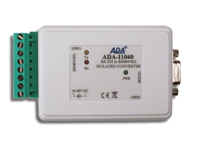 ADA-I1040 RS-232 Converter na RS-485 / RS-422 CEL-