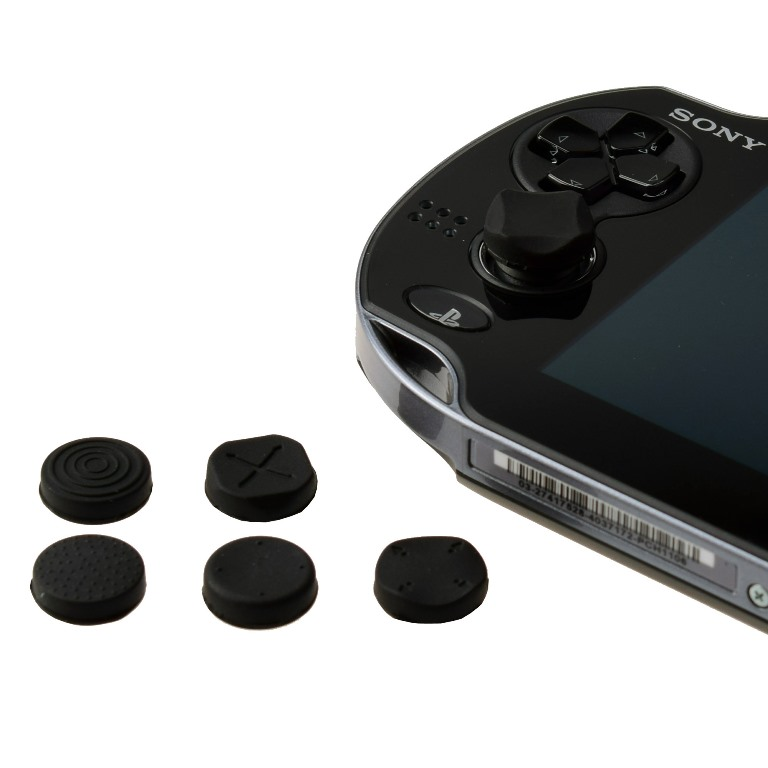 Item 6 silicone pads on the PS VITA analogs [RED]
