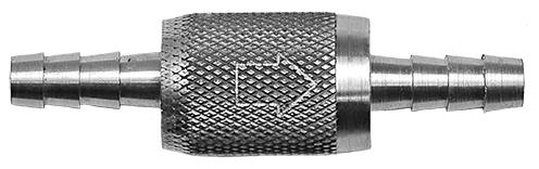 клапан обратный топлива 6mm высокая качество металлический
