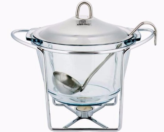 НАГРЕВАТЕЛЬ для посуды WAZA + ложка 4,2 л
