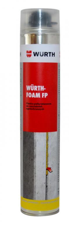 WURTH RUNOCHRONAL POLYURETHANE FOAM 750 ML