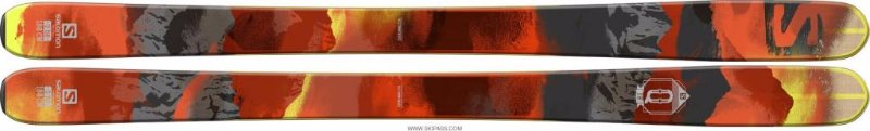 Narty Salomon Q 98 188cm 2016 W wa