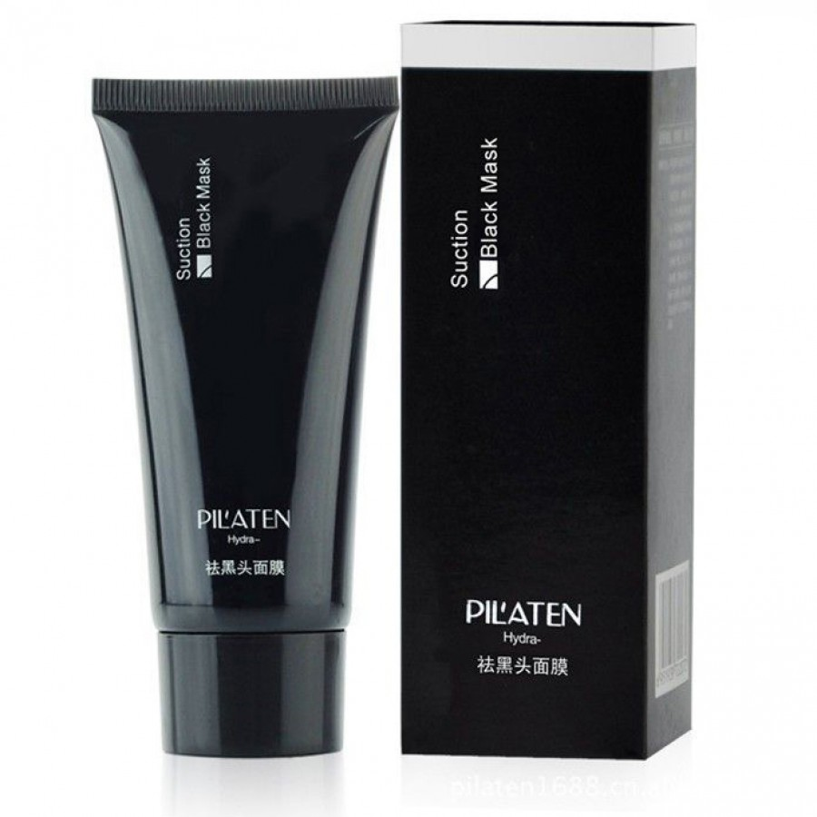 PILATEN BLACK MASK ЧЕРНАЯ МАСКА БОЛЬШАЯ ТУБА 60 г PL