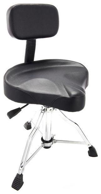 Stolica pre bicie tuhé pneumatické s operadlom