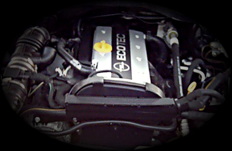 Двигатель 2.2 16V OMEGA FRONTERA SINTRA OPEL Тюнинг