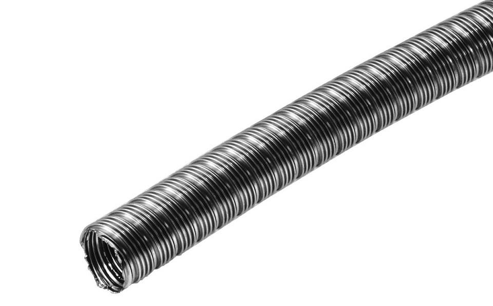 труба гибкая выхлопных газов отопления fi 24mm eberspacher
