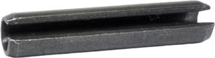 13x40 pružinové kolíky čierne DIN 1481 1PC.
