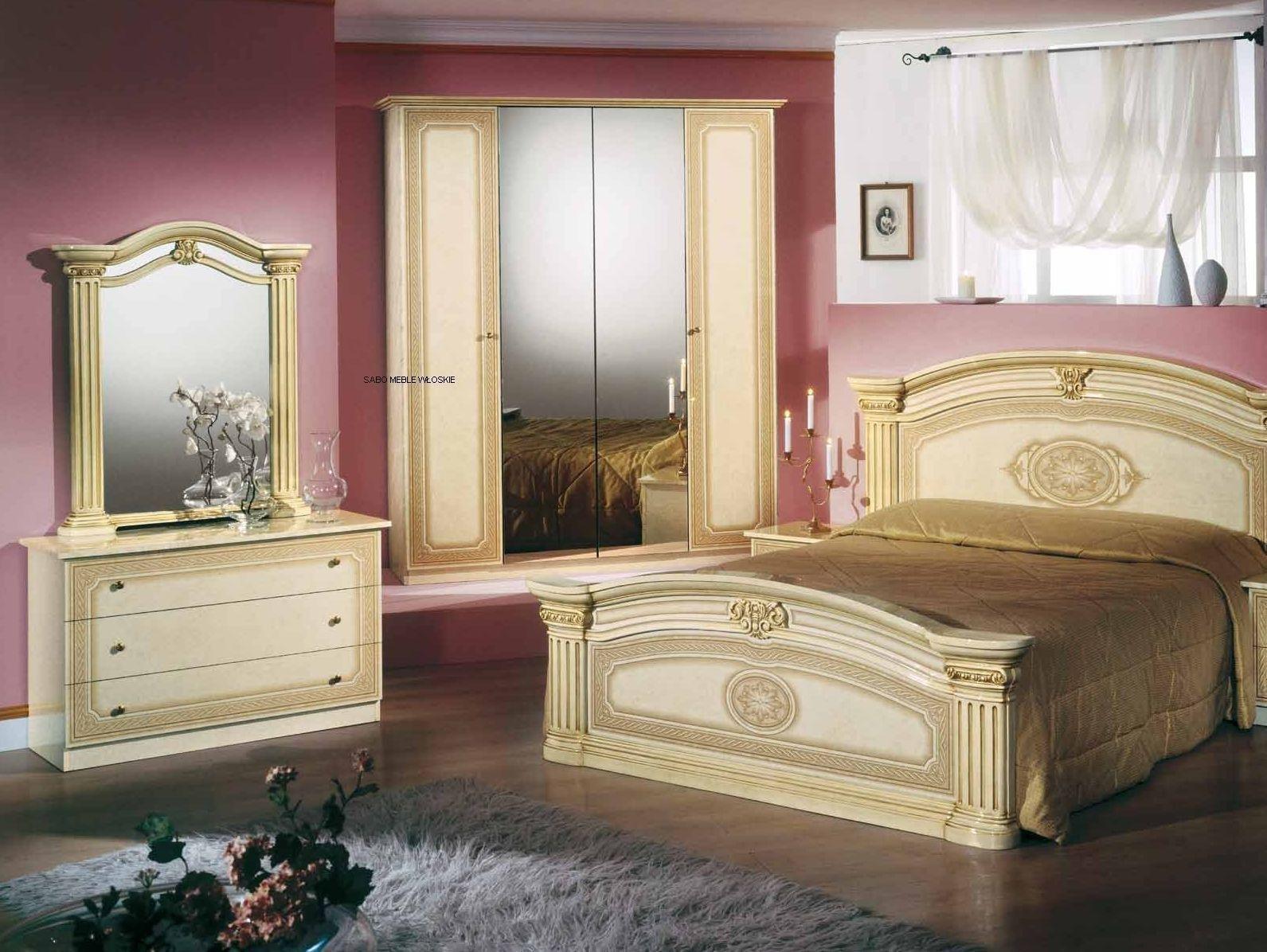 Купить итальянская спальня OPERA SABO МЕБЕЛЬ ГРЕЧЕСКИЕ на Otpravka - цены и фото - доставка из Польши и стран Европы в Украину.