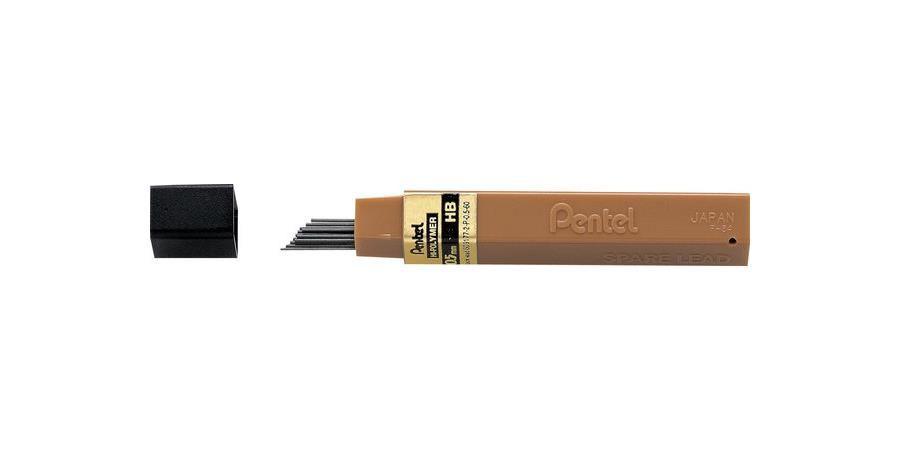 Grafika Pentel Cartidges 0,5 mm 2B