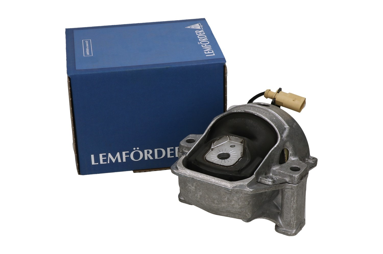 подушка двигателя lemforder audi a4 8k2  b8