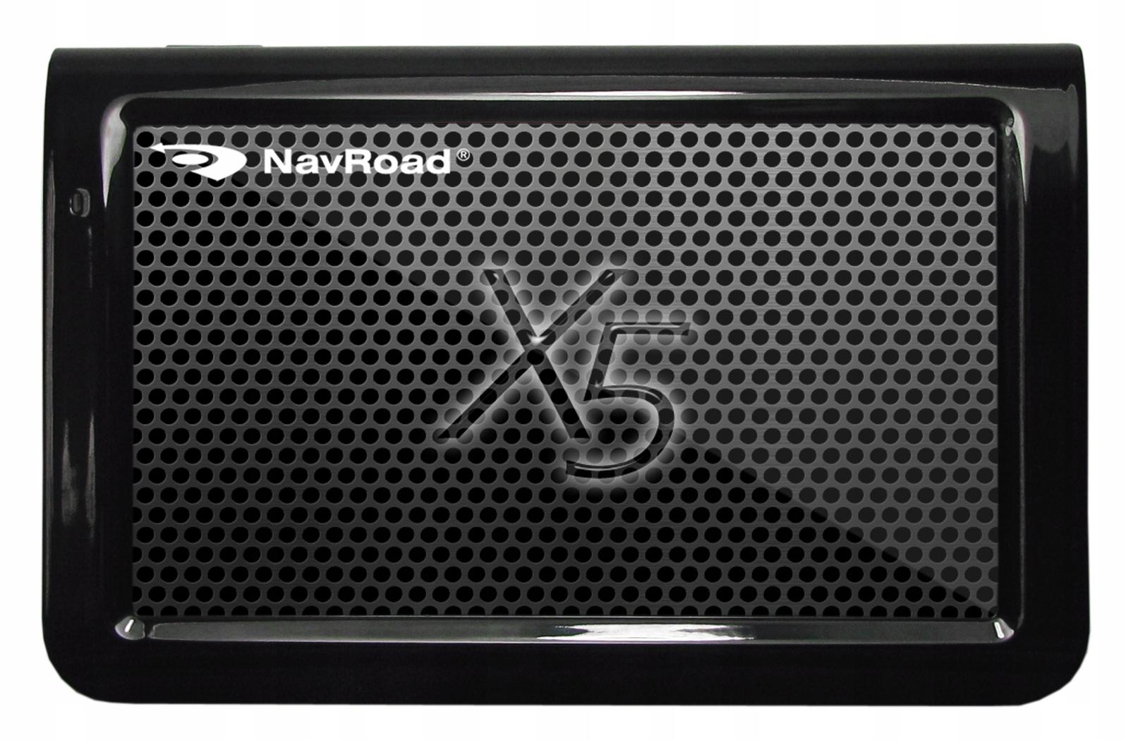 NavRoad X5 навигация + карты ЕС, магнитная скобка