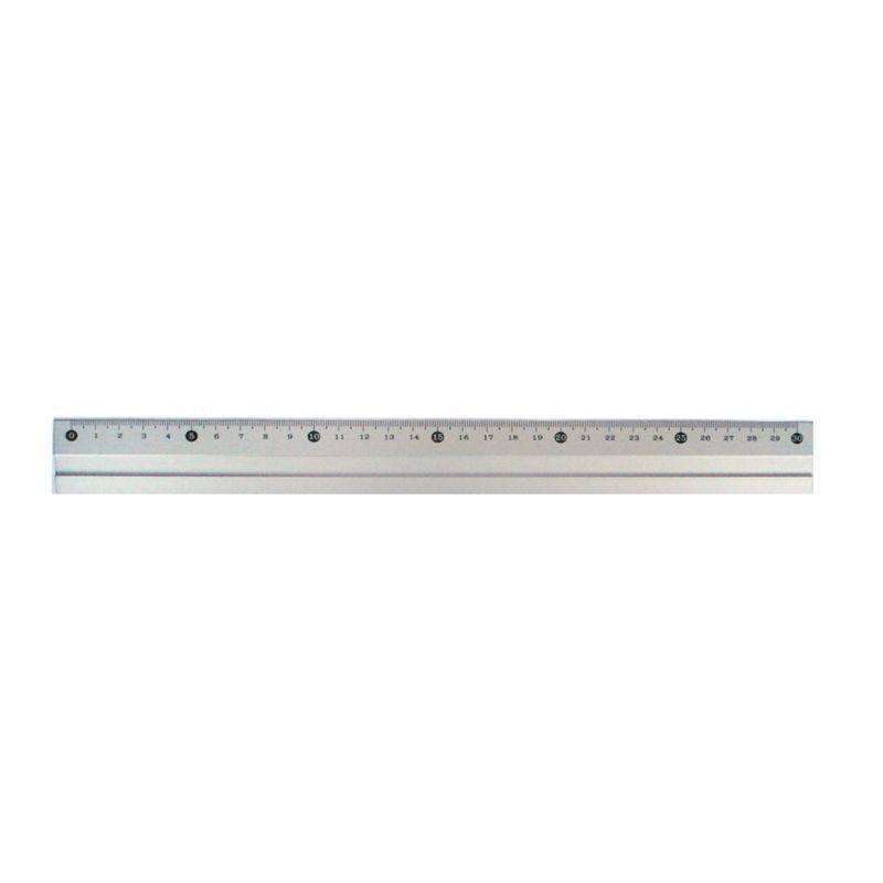 Item Metal ruler 30 cm