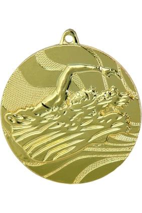 Medaily Šport Award Medail Plavecký rytec
