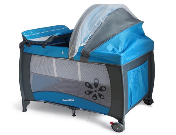 Detská postieľka cestovná posteľ dieťa playpen.