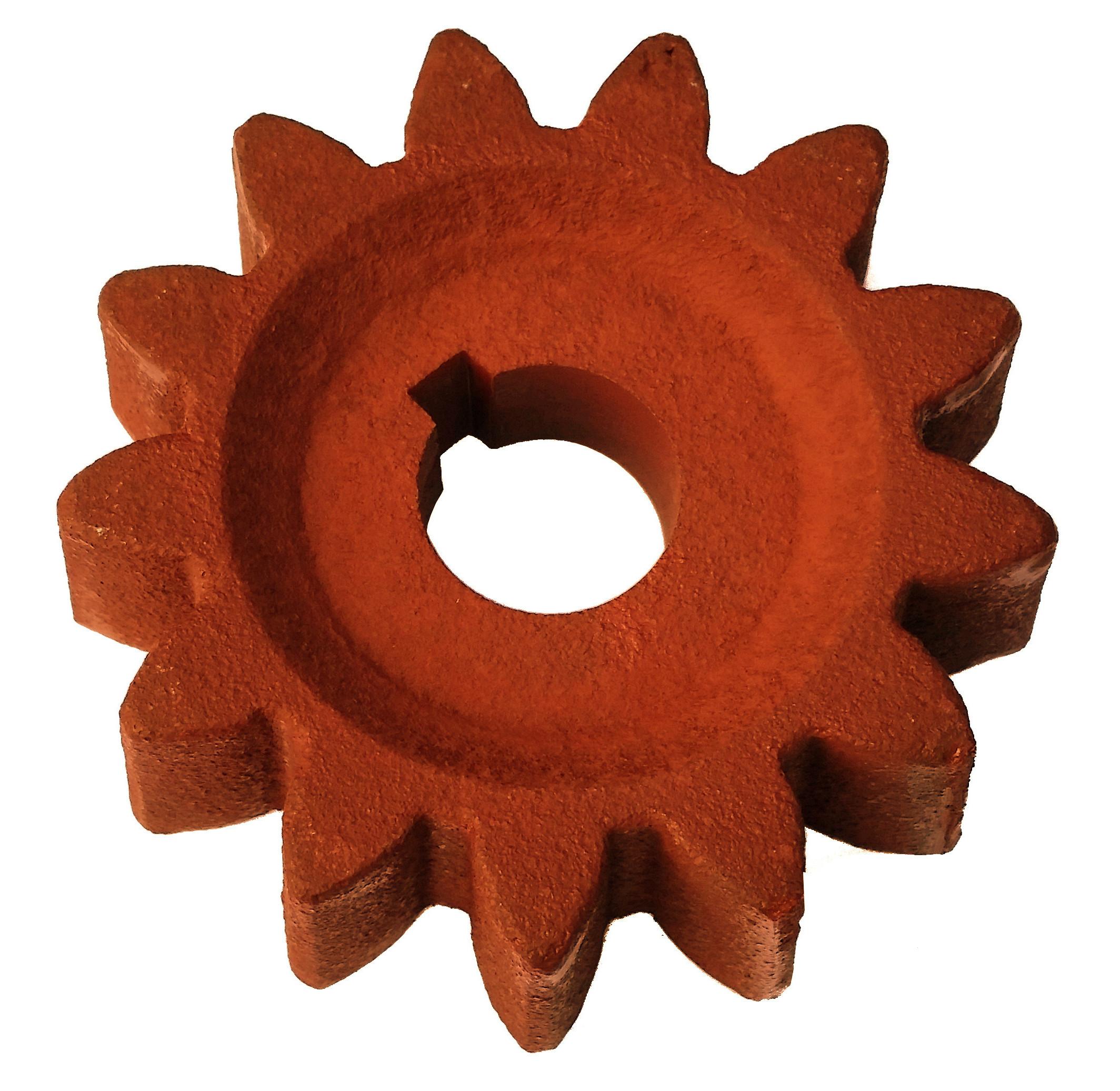 Kruhový betónový mixér s 13 dielmi Betónový mixér