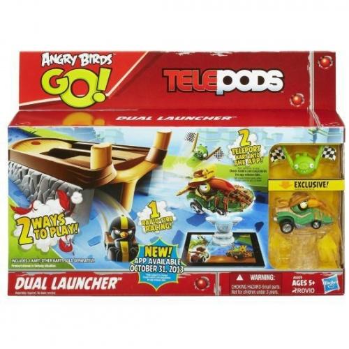 Angry Birds Go Tedods Dual Launcher Launcher