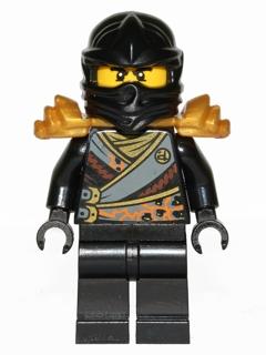 Lego Ninjago: Cole - Rebotované NJO139 | KLOCUS24 |
