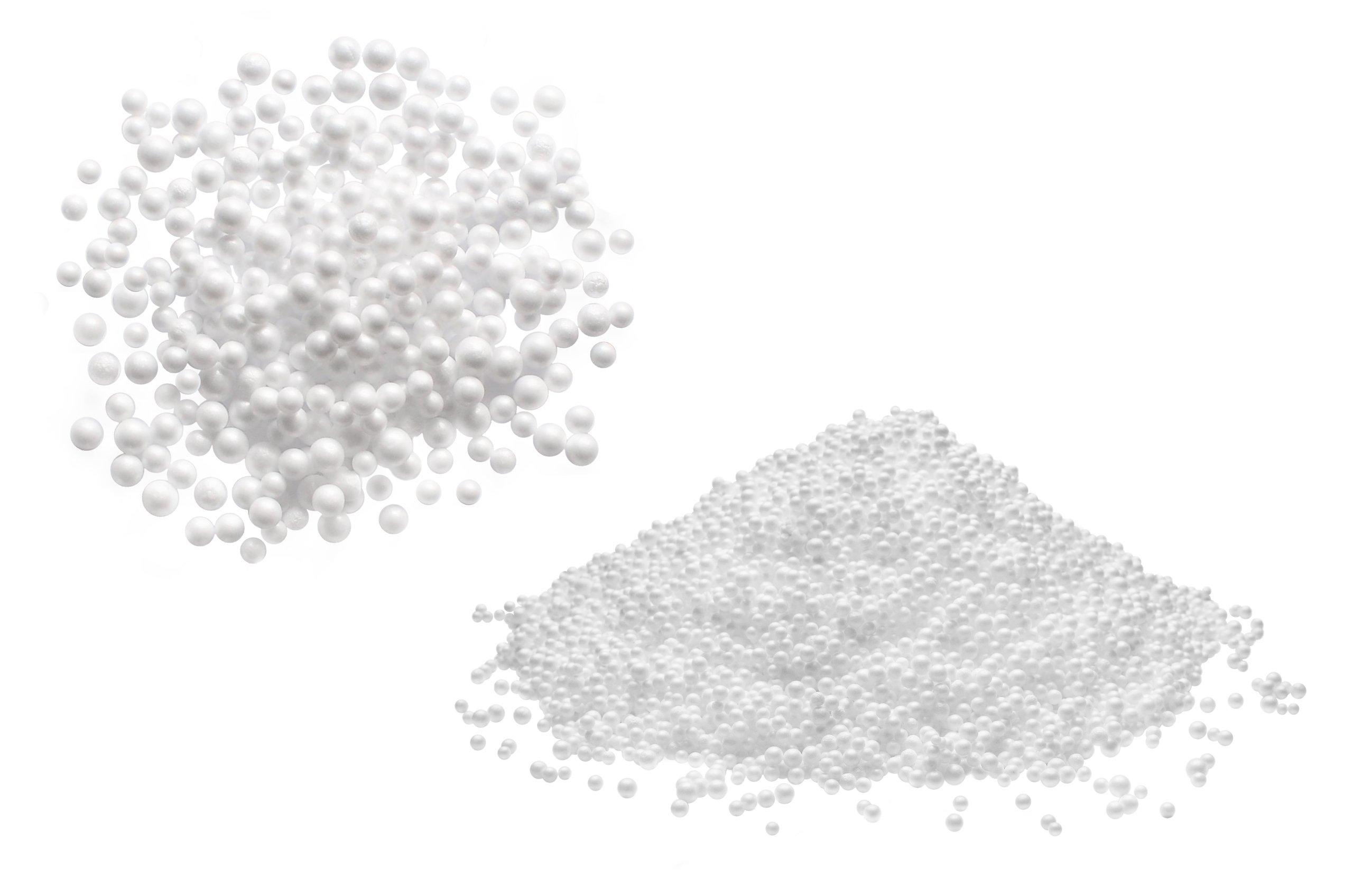 Пенополистирол ГРАНУЛЫ 100 л Шарики из пенополистирола
