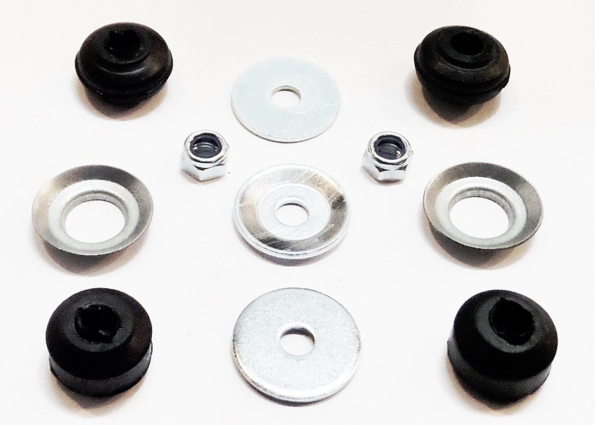 комплект ремонтный амортизатора вперед fiat 126p компл