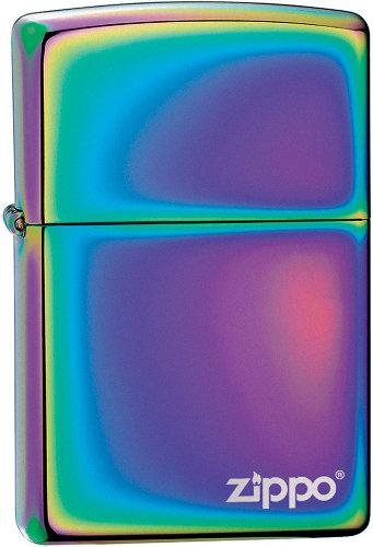 WROCŁAW zapalniczka Zippo 151ZL Spectrum LOGO