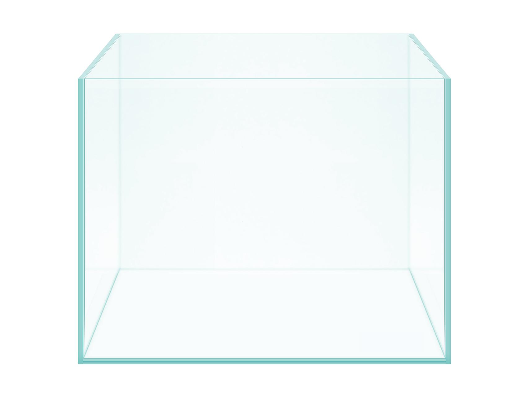 PLNÝ OPTIWHITE akvárium 60x60x60 10 mm leštené
