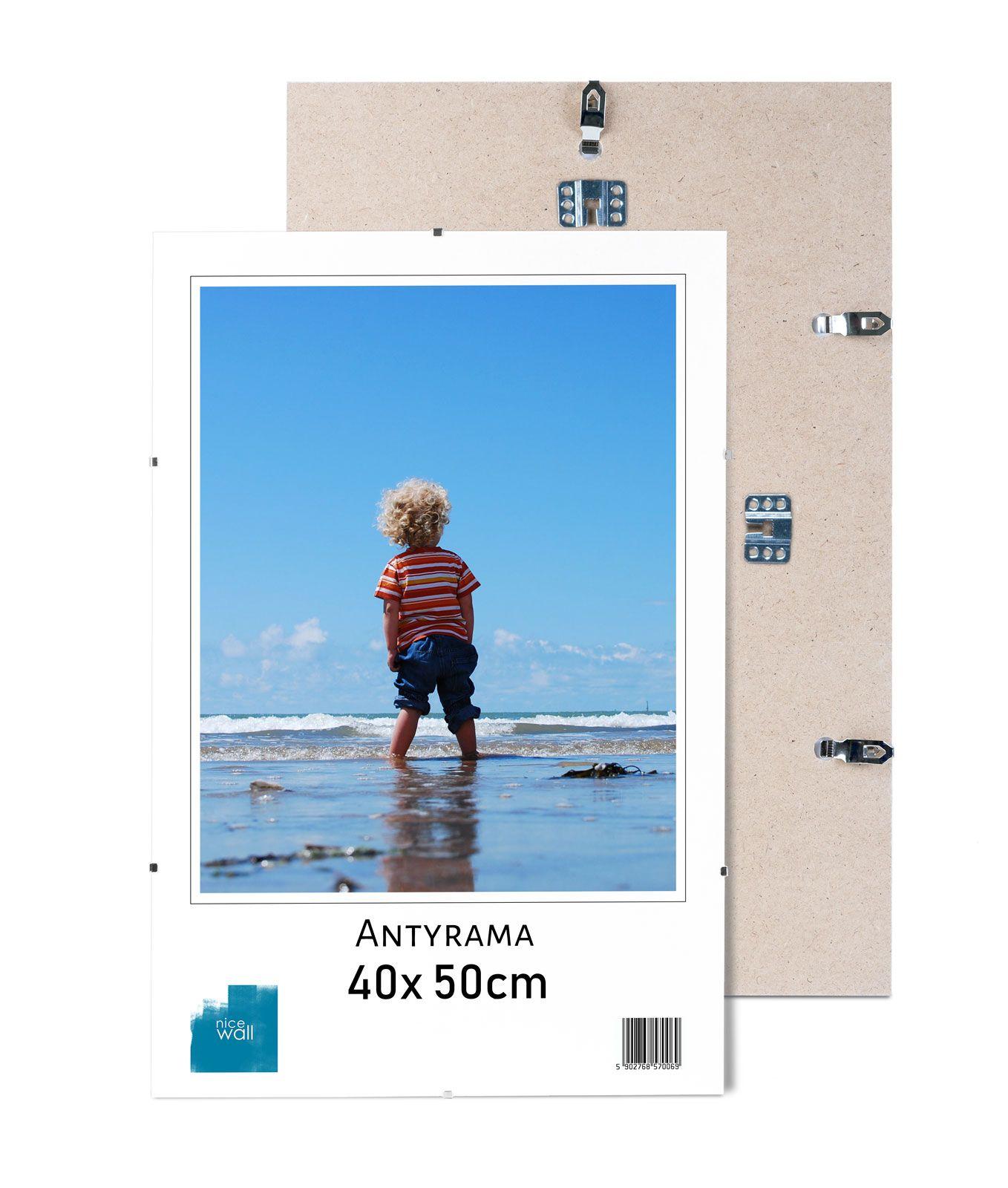 Antirama 40x50cm Anti-Arm 50x40cm foto rámček