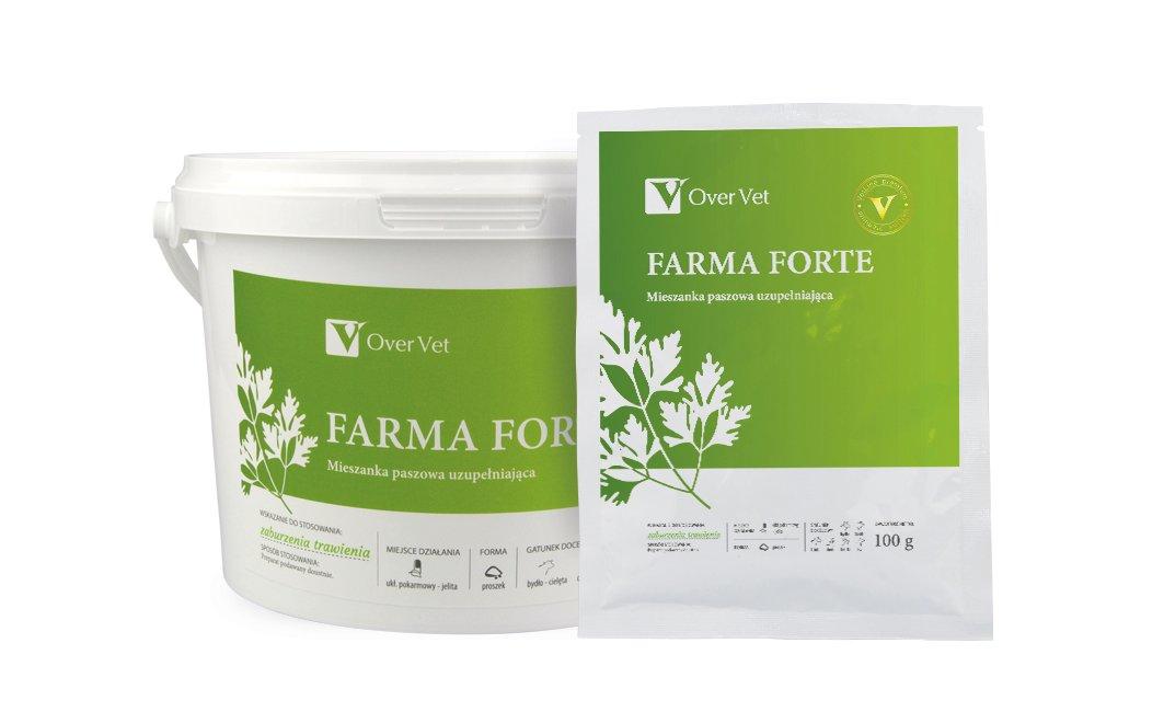 FARMA forte 100g na biegunki
