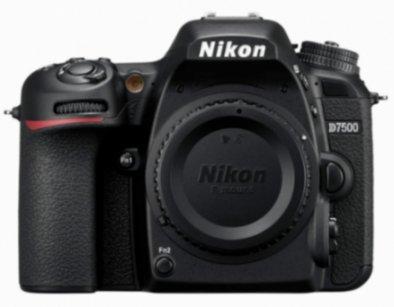 Купить Nikon D7500 на Otpravka - цены и фото - доставка из Польши и стран Европы в Украину.