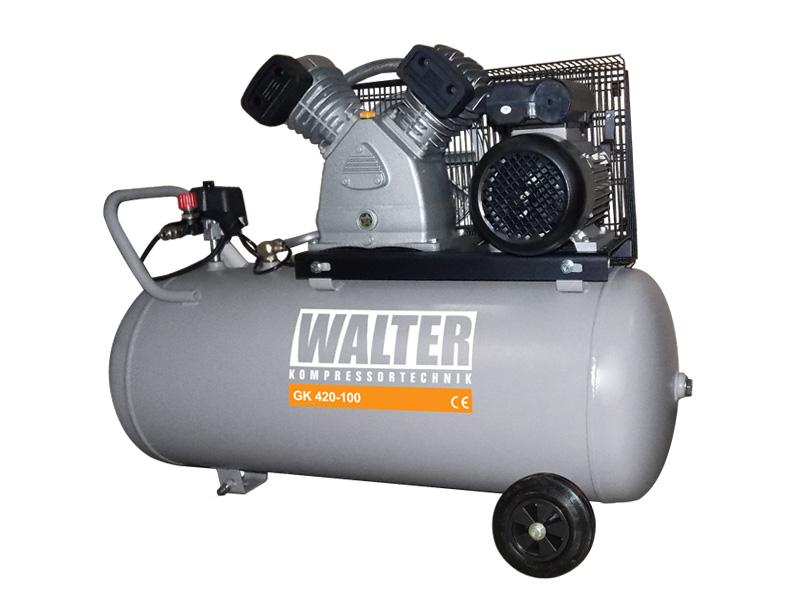 Kompresor WALTER GK 420-2,2 / 100 100LITR