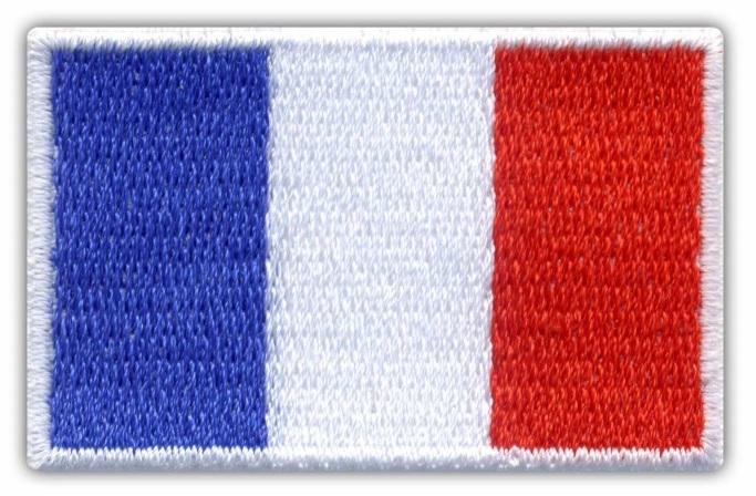 Купить Франция - Полоса Флаг Франции, французский на Otpravka - цены и фото - доставка из Польши и стран Европы в Украину.