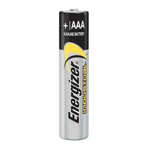 10x MOCNA BATERIA ENERGIZER INDUSTRIAL LR03 R3 AAA Marka Energizer