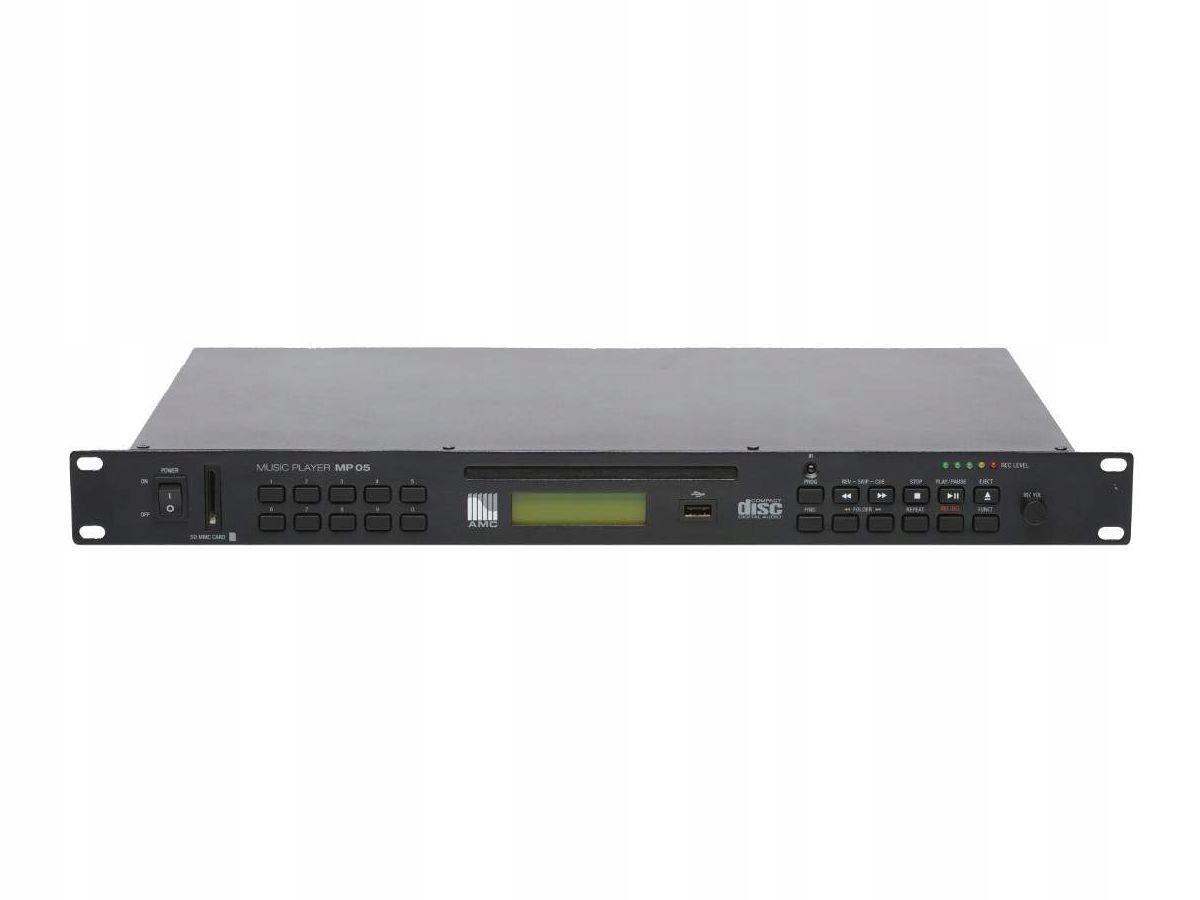 Item Multimedia player USB/CD/SD / RS232