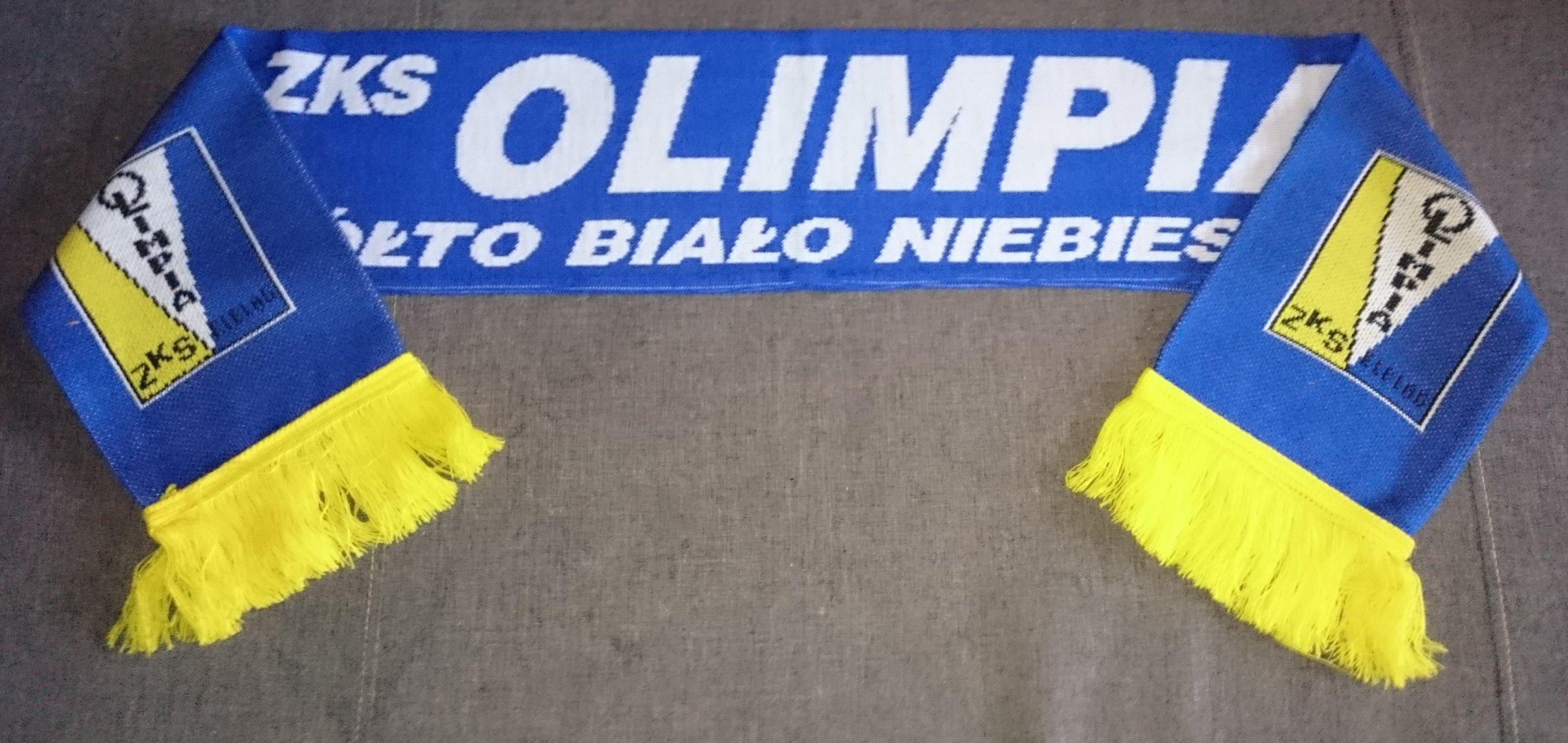 Купить OLIMPIA Elbląg  шарфик супер-ЛЕДИ СДЕЛКИ на Eurozakup - цены и фото - доставка из Польши и стран Европы в Украину.