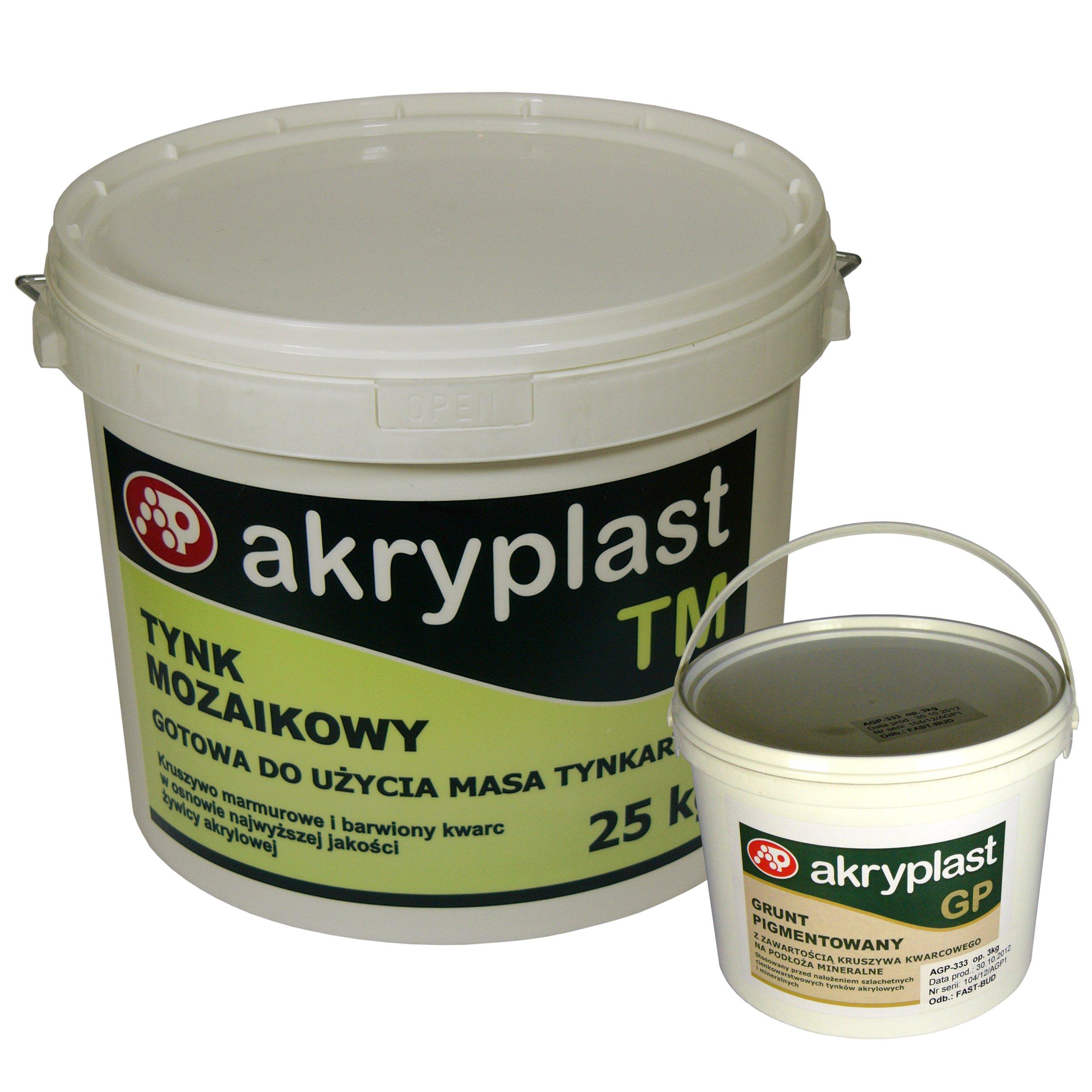 Acryplast Pastel Mosaic sadry + zem - pri 10m2