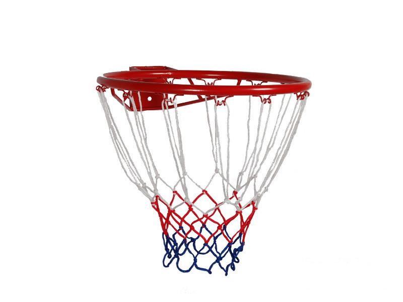 Basketbalový obruč s mriežkou
