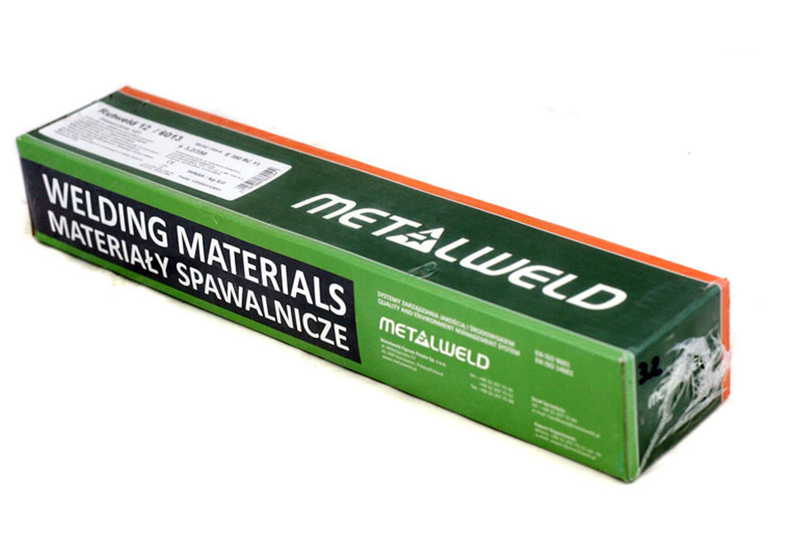 Elektródy METALWELD BASIC 2,5 / 350 mm 4KG