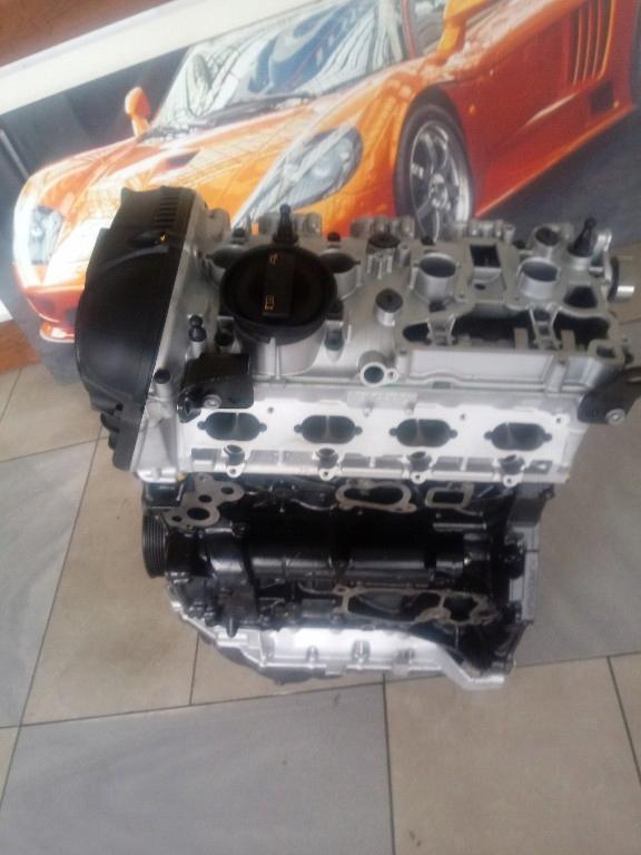 Двигатель 2.0 tfsi cjx volkswagen audi, фото 3