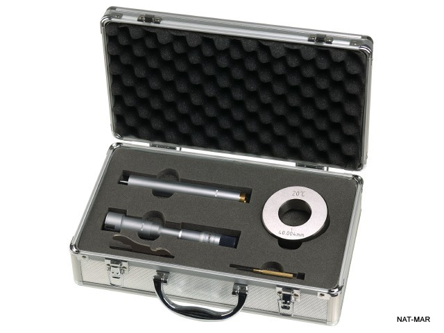 Micrometer 3-bodové priemery 75-88 mm