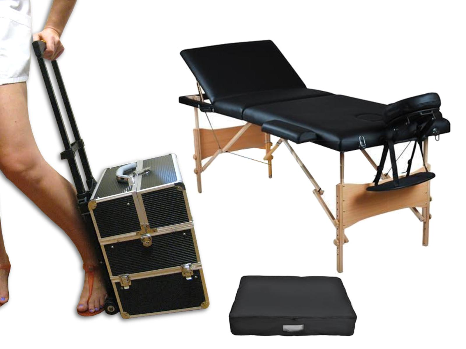 Kozmetika 9IN1 Mobile + Kozmetická stolička