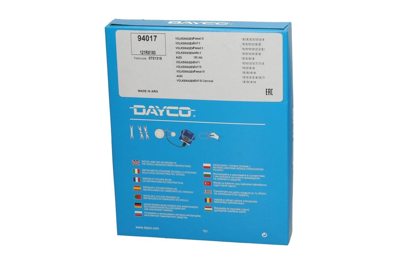 панель грм dayco audi 80 89  89q  8a  b3