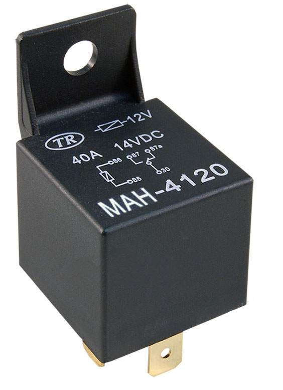 блок автомобильный mah-4120 12v 40a onon